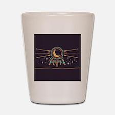 Dreamcatcher Moon Shot Glass