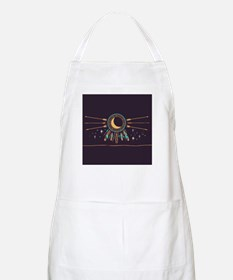 Dreamcatcher Moon Apron