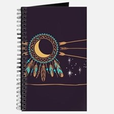 Dreamcatcher Moon Journal