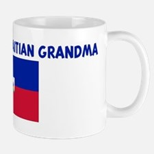 PROUD TO BE A HAITIAN GRANDMA Mug