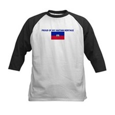PROUD OF MY HAITIAN HERITAGE Tee