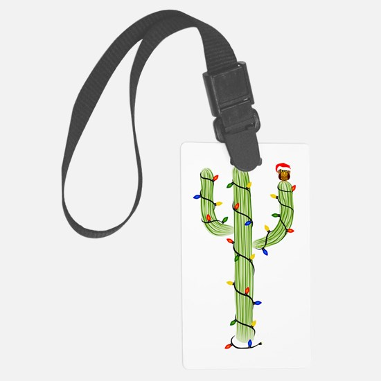 Light up your H-Owl-idays! Luggage Tag