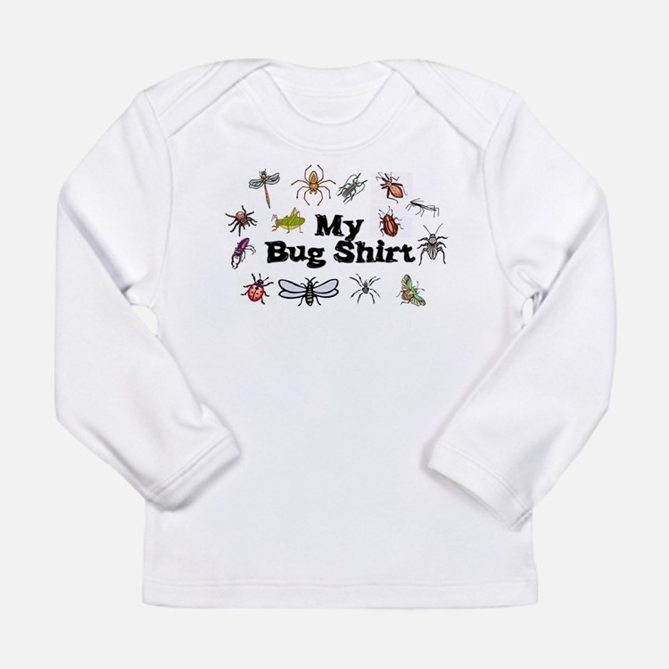Mybugshirt Long Sleeve T-Shirt