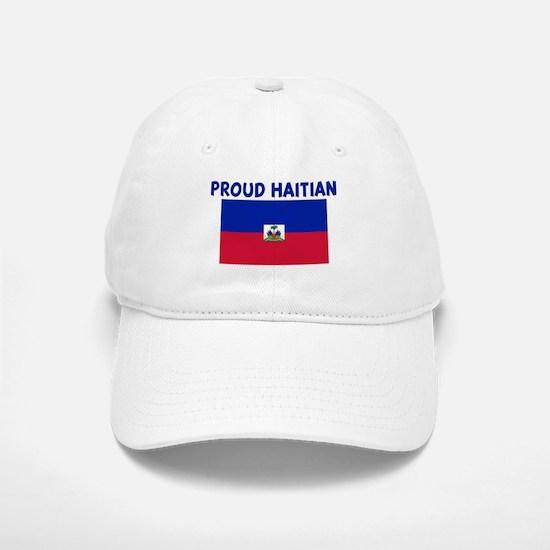 PROUD HAITIAN Baseball Baseball Cap