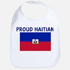 PROUD HAITIAN Bib
