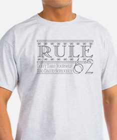 rule62white T-Shirt