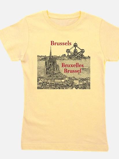 Brussels Girl's Tee