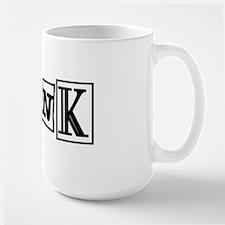 Punk Large Mug