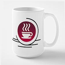 coffee cup [magenta] Mugs