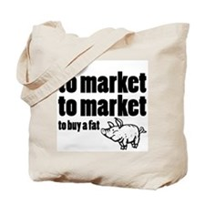 to market, to market to buy a fat pig