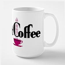 hot coffee [pink] Mugs