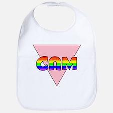 Cam Gay Pride (#002) Bib