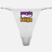 PURPLE REIGN Classic Thong