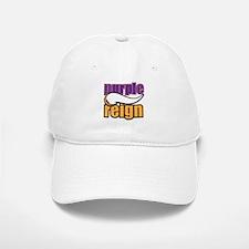PURPLE REIGN Baseball Baseball Cap