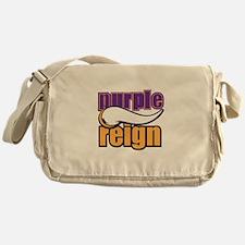 PURPLE REIGN Messenger Bag