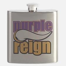 PURPLE REIGN Flask
