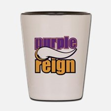 PURPLE REIGN Shot Glass