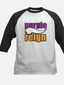 PURPLE REIGN Baseball Jersey