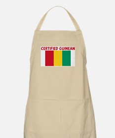 CERTIFIED GUINEAN BBQ Apron