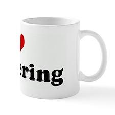 I Love Pioneering Mug