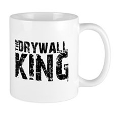 The Drywall King SQ Mug