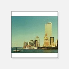 Twin Towers Sticker