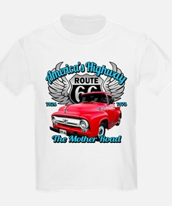Mother Road - F-100 T-Shirt