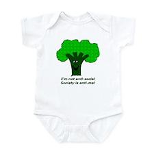 Anti-Social Infant Bodysuit