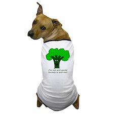 Anti-Social Dog T-Shirt