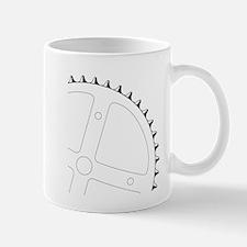 Bicycle Gear Mugs