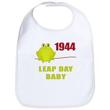 1944 Leap Year Baby Bib