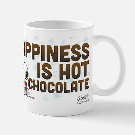 Peanuts Hot Chocolate
