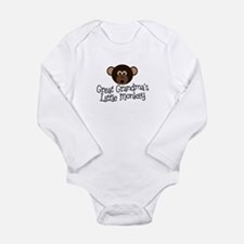 Great Grandma's Monkey Body Suit