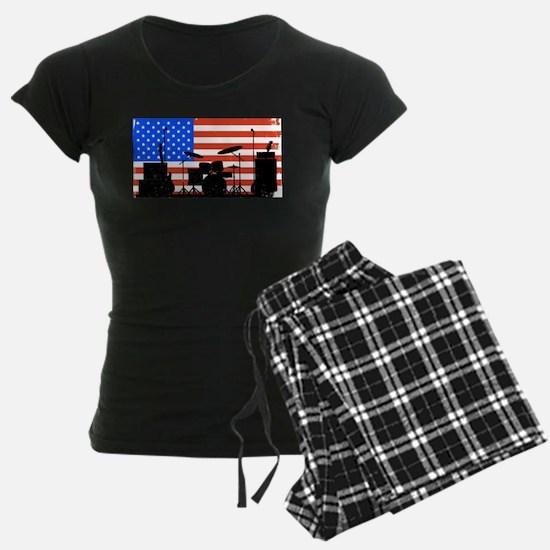 USA Rock Band pajamas