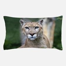 Mountain Lion Pillow Case