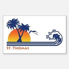St. Thomas Decal