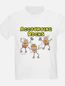 Accounting Rocks T-Shirt