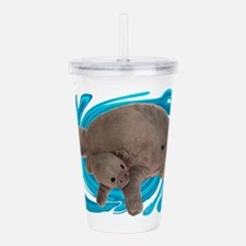 GUIDANCE Acrylic Double-wall Tumbler
