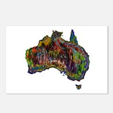 AUSSIE Postcards (Package of 8)