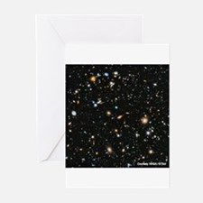 Evolving Universe Greeting Cards