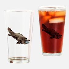 PLATYPUS Drinking Glass