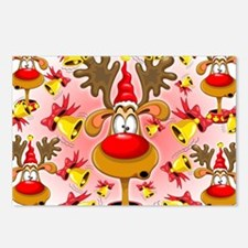 Funny Dazzled Postcards (Package of 8)