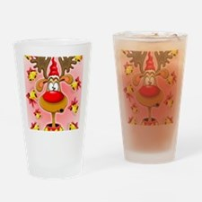 Cute Dazzled Drinking Glass