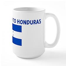 YES I HAVE BEEN TO HONDURAS Mug