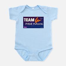 Team Fire Hawk Body Suit