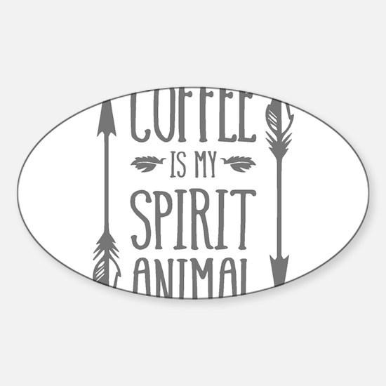 spirit animal [2] Decal