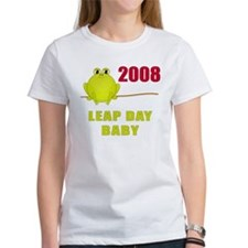 2008 Leap Year Baby Tee