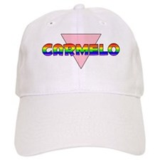 Carmelo Gay Pride (#002) Baseball Cap