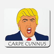 Carpe Trump Mousepad