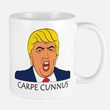 Carpe Trump Mugs